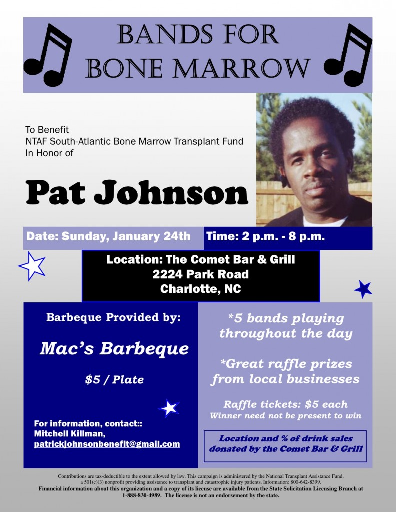 Bands for Bone Marrow